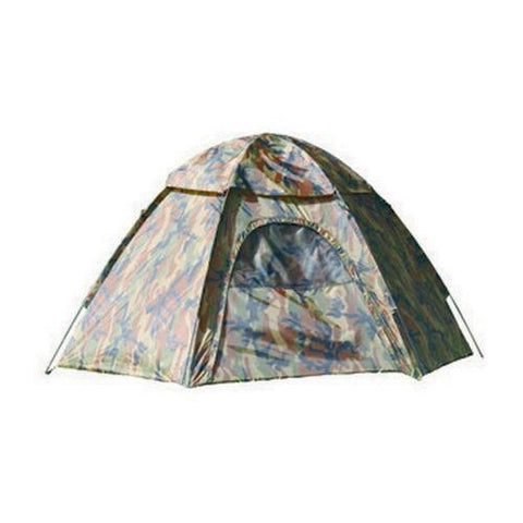 Tex Sport Hexagon Dome Tent, Camouflage
