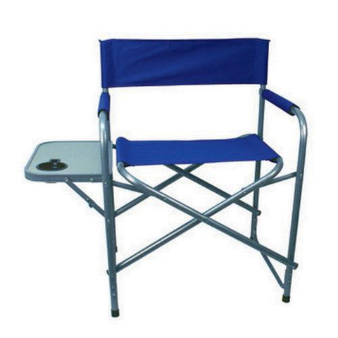 Steel Directors Chair with Table - TentsEtc.com