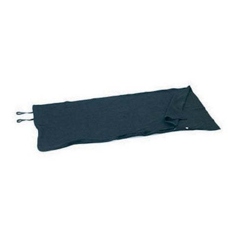 Tex Sport Fleece Sleeping Bag, Black