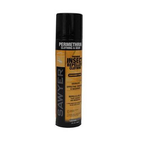 Sawyer Products Permethrin Aerosol Spray, 9oz