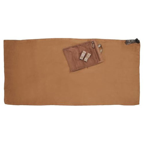 McNett Large OutGo Microfiber Towel - Coyote