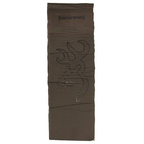 Browning Series Long Air Pad, Dark Clay - TentsEtc.com