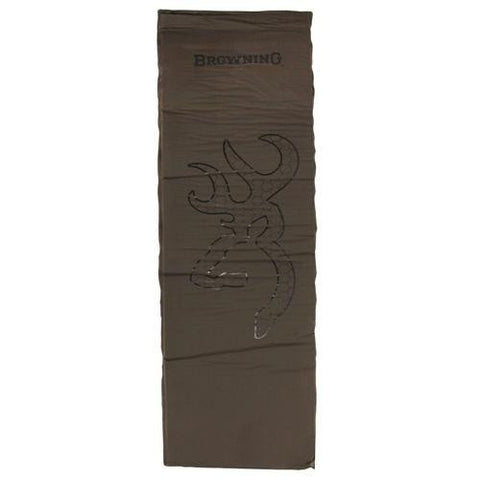Browning Camping Browning Series Regular Air Pad, Dark Clay