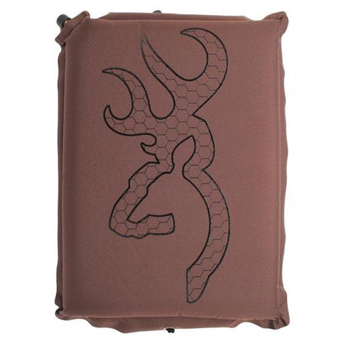 Browning Camping Browning Series Air Pad Seat Dark Clay