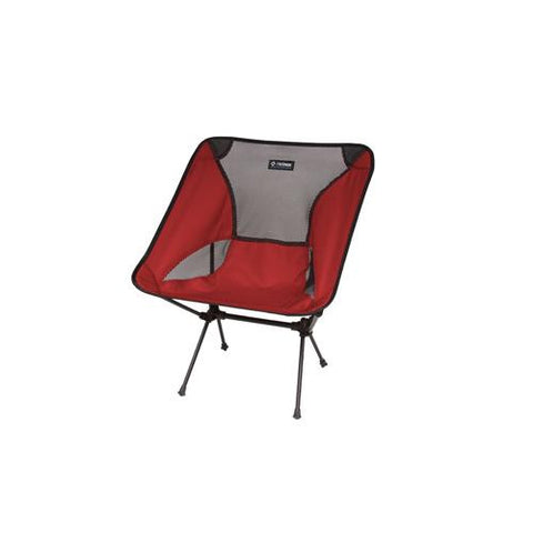 Chair One Camp Chair - Red - TentsEtc.com