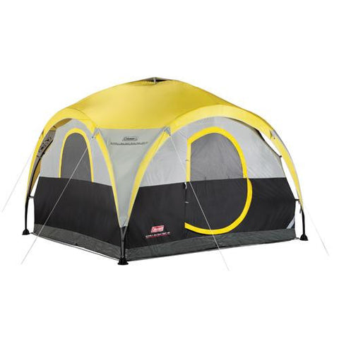 Coleman Instant 2-for-1 4 Person Shelter/Tent