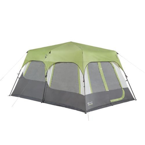 Coleman Instant Cabin Signature Classic Tent - 10 with Fly