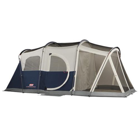Weathermaster 17ft x 9ft 6-Person Tent with LED Lights - TentsEtc.com