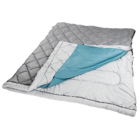 35d Tandem Rectangular Sleeping Bag - TentsEtc.com