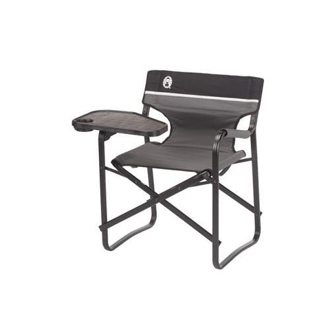 Aluminum Deck Chair with Swivel Table - TentsEtc.com