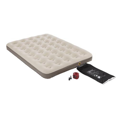 Coleman Full Standard Height Airbed with 4D Pump Combo