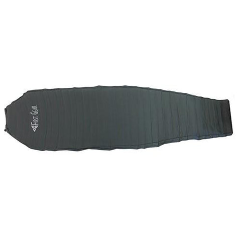 72in x 20in x 1.5in Mummy Style Self-Inflating Mat - TentsEtc.com