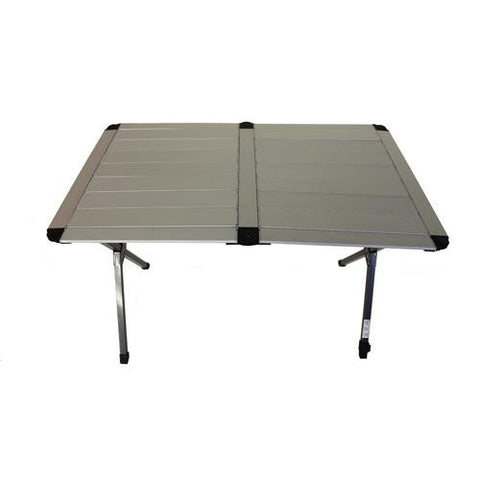 Tex Sport Aluminum Roll Back Table