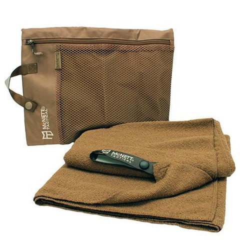 McNett Tactical Large Microterry Towel - Coyote