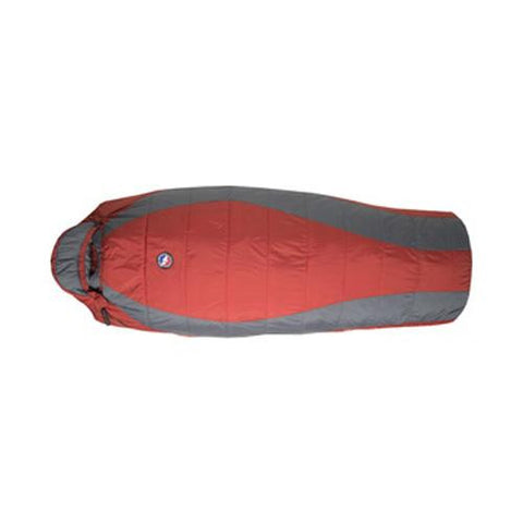 Encampment 15 Integrity, Red-Gray - Regular, Left Hand Zipper - TentsEtc.com
