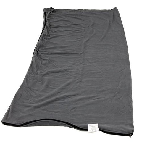 Alps Mountaineering Fleece Bag Gray