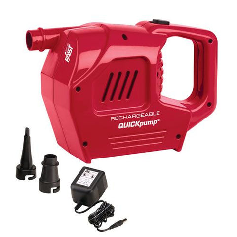 Coleman 120V Rechargeable Pump