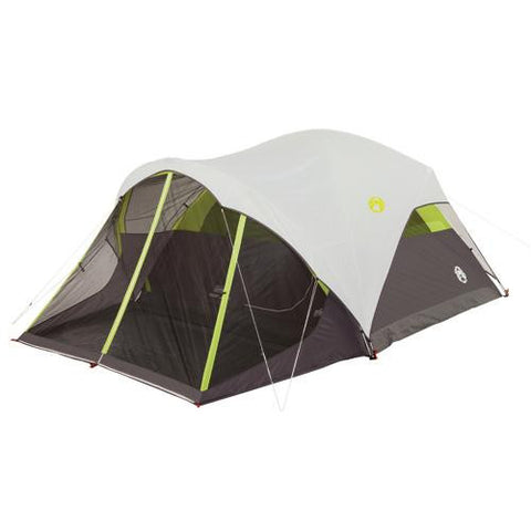 Steel Creek 6 Person Fast Pitch Dome Tent with Screenroom - TentsEtc.com  - 1