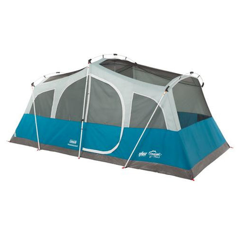 Echo Lake 8 Person Fast Pitch Cabin Tent with Cabinets - TentsEtc.com