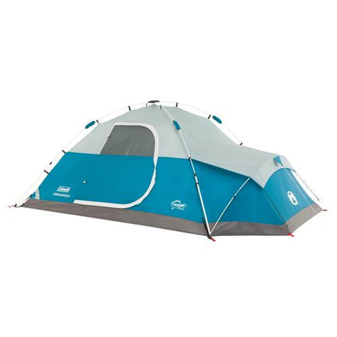 Coleman Juniper Lake Instant 4 Person Dome Tent with Annex