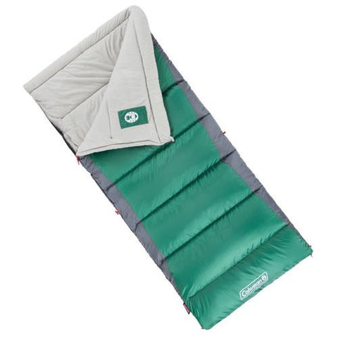 Coleman Aspen Meadows 40 Sleeping Bag - Tall