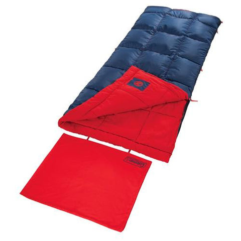 Coleman Heaton Peak 50 Sleeping Bag - Regular