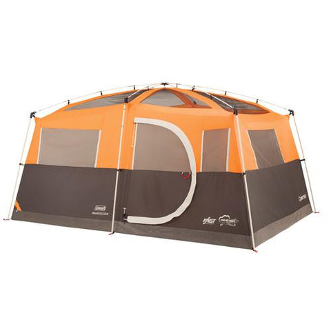 Coleman Jenny Lake Fast Pitch 8 Person Cabin Tent with Closet