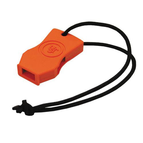 Ultimate Survival Technologies JetScream Micro Whistle, Orange