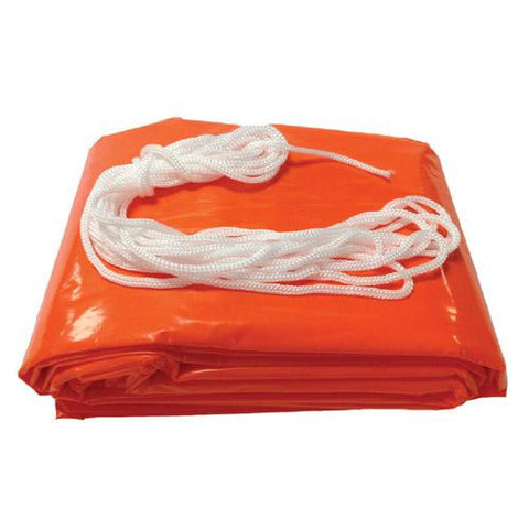 Emergency Tent, Orange - TentsEtc.com