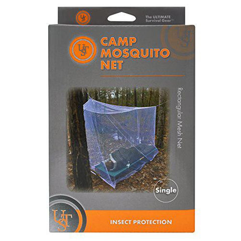 Ultimate Survival Technologies Camp Mosquito Net - Single
