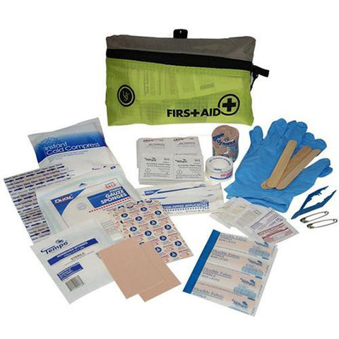 Ultimate Survival Technologies FeatherLite Marine First Aid Kit - 3.0, Lime
