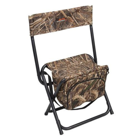 Alps Mountaineering Outdoor Z Chair - Dual Action, Realtree Max-5