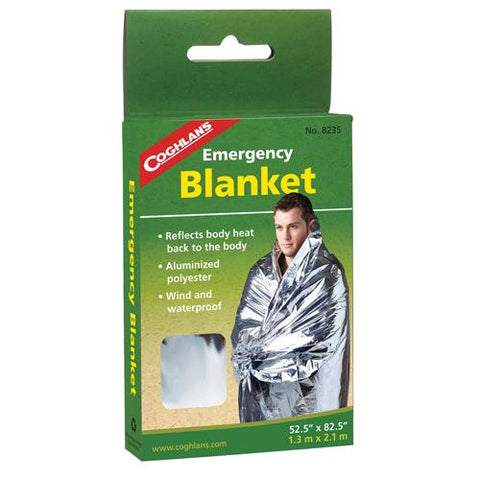 Emergency Blanket - TentsEtc.com