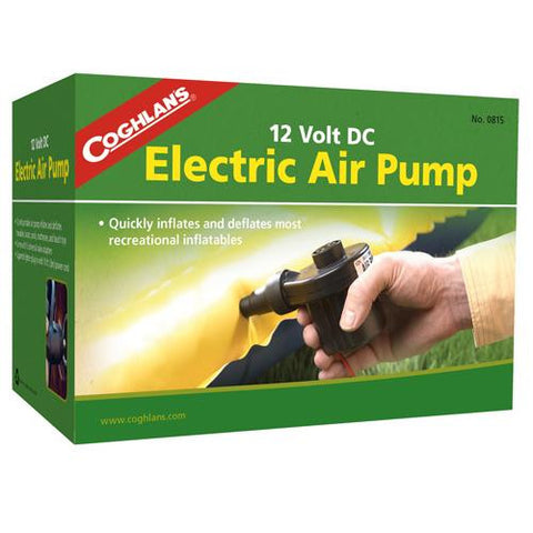 Electric Air Pump - 12V DC - TentsEtc.com