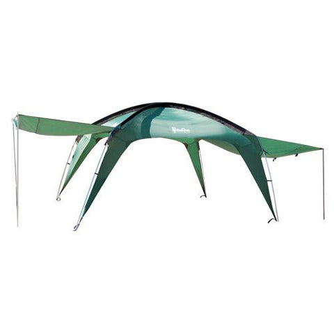 10x10 Cottonwood XLT Tent with Awnings - TentsEtc.com