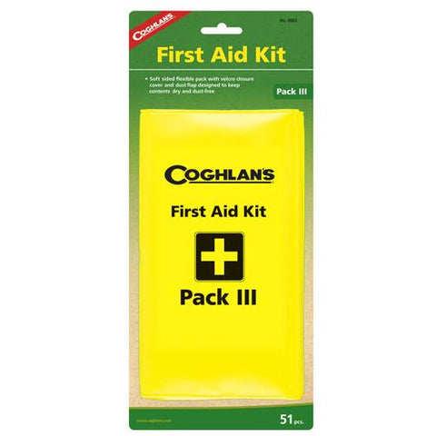 Coghlans Pack First Aid Kit - III