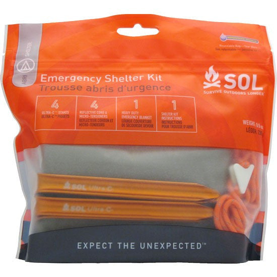 Adventure Medical SOL Series - Emergency Shelter Kit