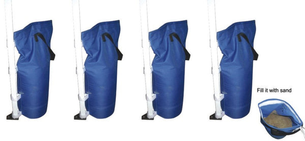 Gigatent Canopy Sand Bags - 4 Count