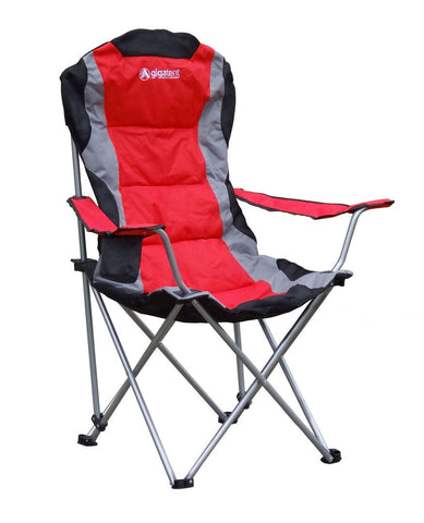 Red Camping Chair - TentsEtc.com