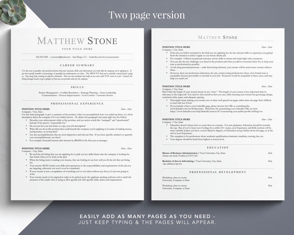 simple resume format download in ms word, smart resume format