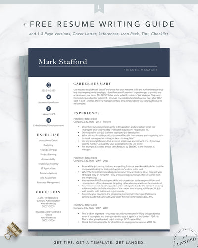executive resume template for word, financial analyst resume, finance resume template word