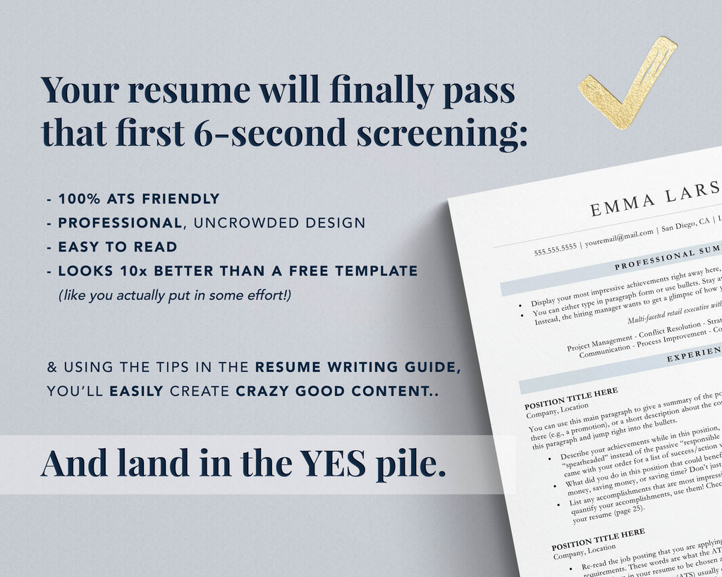 How to pass the ATS screening resume