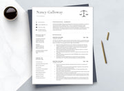 law student resume, junior lawyer resume, entry level attorney resume