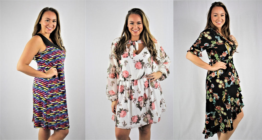 Wholesale Plus Size Dresses - Good Stuff Apparel