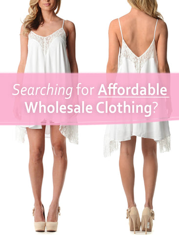 wholesale boutique clothing