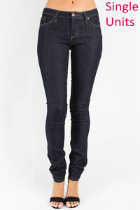 Women's Dark Denim Jeans