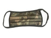 Camouflage Print Comfortable Double Layer Face Mask