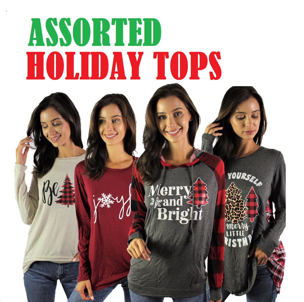 Assorted Holiday Collection