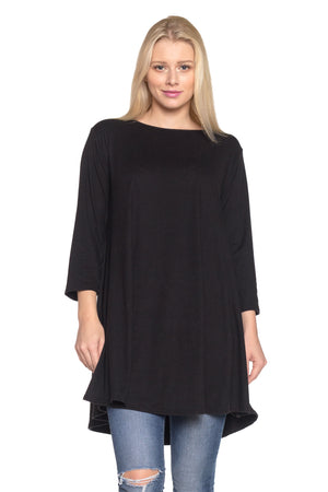 Flawless Pocket Dress - Black