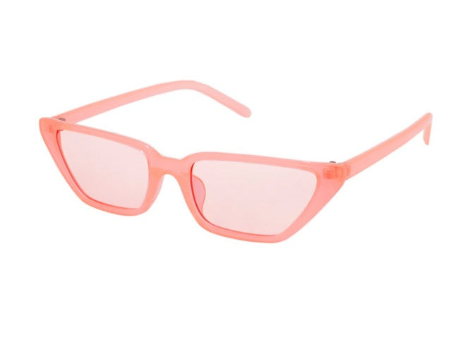 Semi Cat Eye Sunglasses